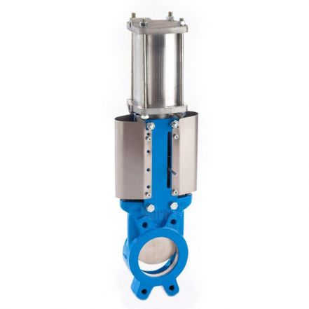 Actuated Knife Gate Valve