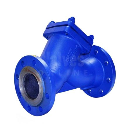 Cast Iron Y Type Strainer Flanged PN16