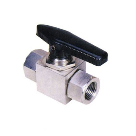 High Pressure Ball Valve Stainless Steel 400 BAR BSPP