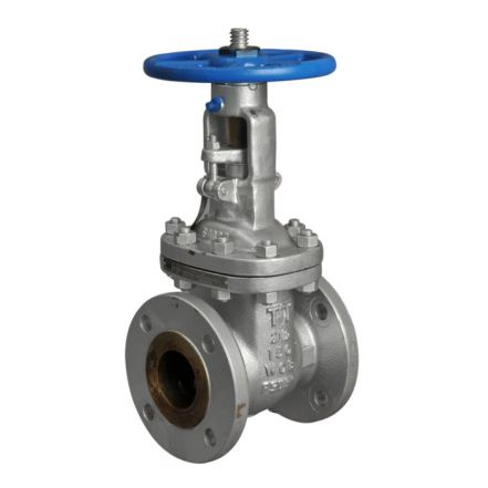 Cast Steel Flanged Gate Valve