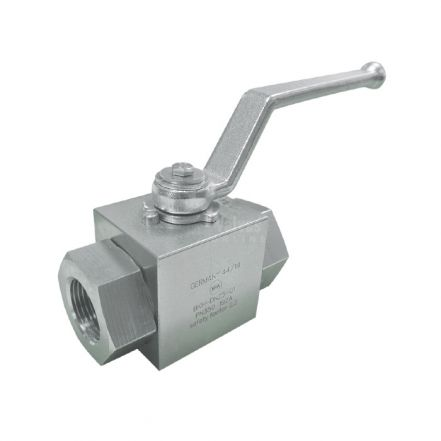 High Pressure Ball Valve Hydraulic Stainless Steel BKH/SS