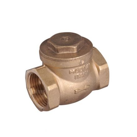 Brass Swing Check Valve Screwed BSP