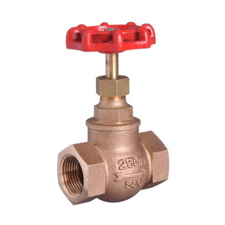 Bronze Globe Valve PN32 Screwed BSPP