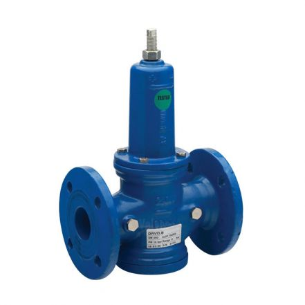 Flanged Pressure Reducing Valve