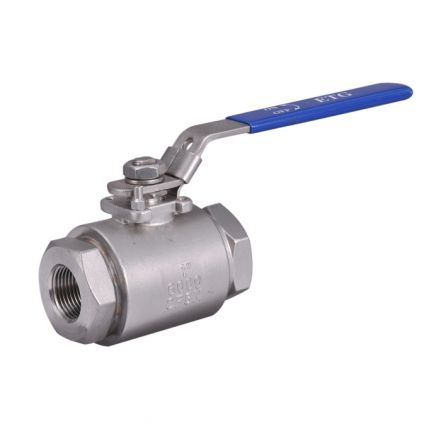 Stainless Steel Ball Valve Full Bore High Pressure