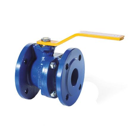 Cast Iron Ball Valve Flanged Table E