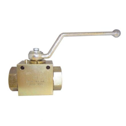 High Pressure Ball Valve Hydraulic Carbon Steel BKH