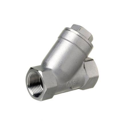 Stainless Steel Y Type Strainer Screwed