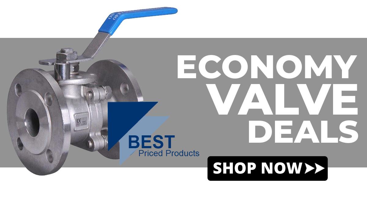 Economy Valves Deals