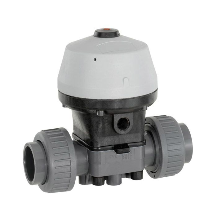 GEMÜ R690 Pneumatic Actuated PVC-U Diaphragm Valve