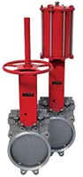 Bray Series 950 Knife Gate Valves
