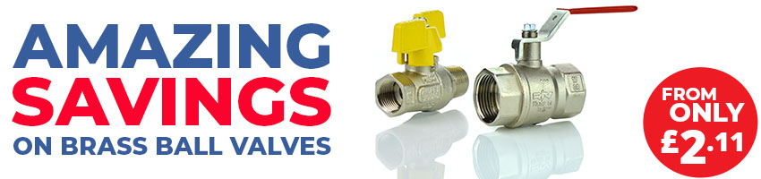Big Savings on Ball Valves
